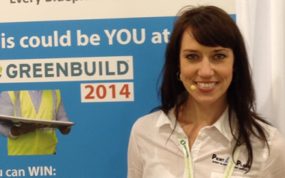 Presenting at Greenbuild for Printless Plans