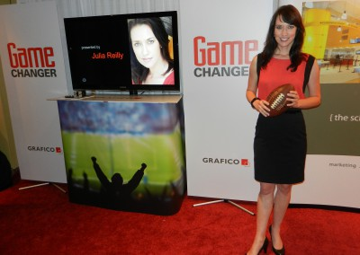 Julia Reilly Game changer